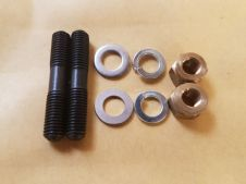 STANDARD 7MM EXHAUST STUDS NUTS AND WASHERS